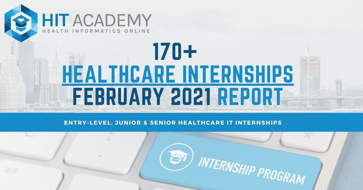 170+ Appealing Healthcare Internships – Get Your Started Now