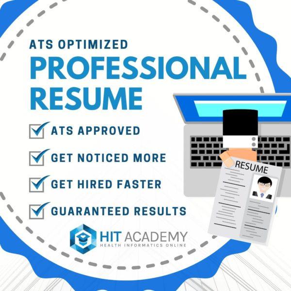 HIT academy professional resume service