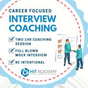 career focused interview coaching
