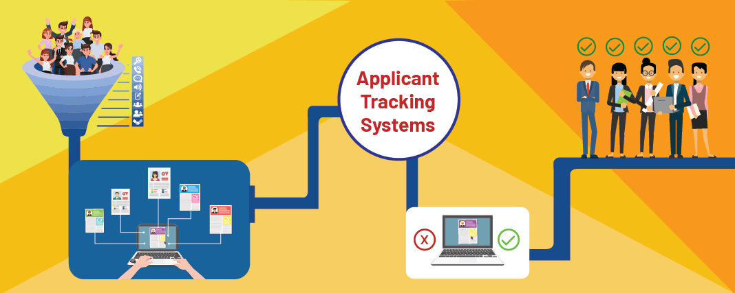 beat the application tracking system
