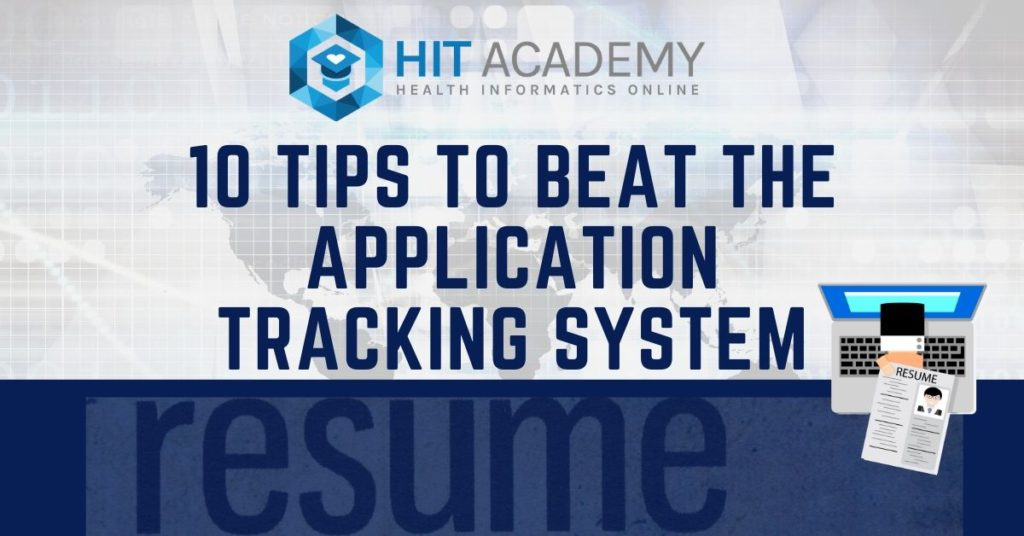 10 Tips to Beat the Application Tracking System banner