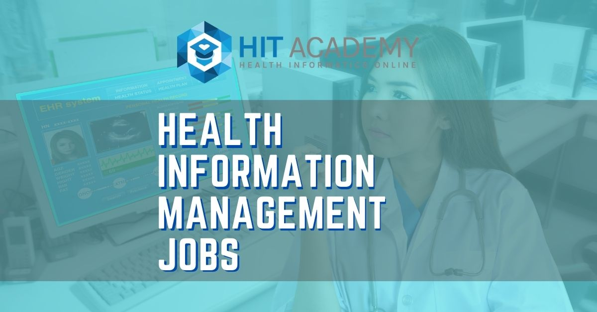 100 Exciting Health Information Management Jobs