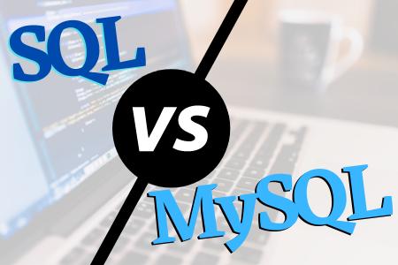 sql vs mysql banner